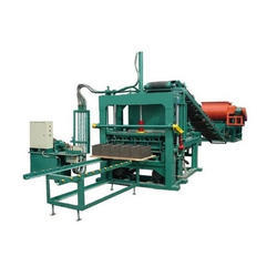 Clay Brick Making Machine, Voltage: 380 V
