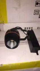 150W Cool White 30W Black Body LED Track Light