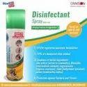 Aerosol Disinfectant Spray