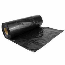 黑色扁平滚筒式垃圾袋,容量:5-10公斤