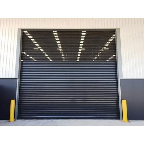 Cast Iron Three Phase Warehouse Rolling Shutter