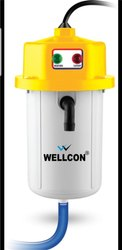 Wellcon Portable Water Heater, Power: 2-4 (KW), Capacity: 10-25 litres