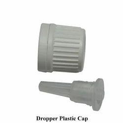 Dropper Plastic Cap