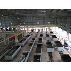 AAC Bricks Production Plant