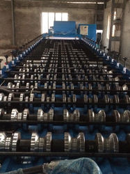 SS Roll Forming Machine