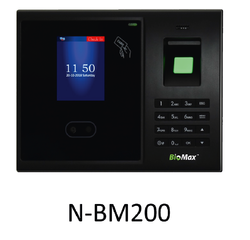 Biomax Time Attendence With Access Control Function (N-BM 200)