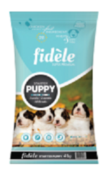 Fidele Dog Feed, Packaging: 1 kg