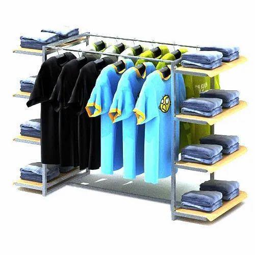 Garment Display Table