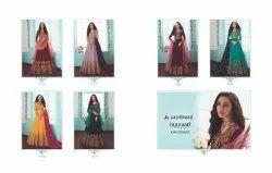 Ashirwad Ladies Anarkali Suits
