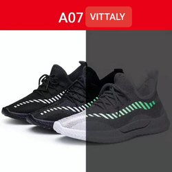 Vittaly Lace Up Sport Shoes for Daily Wear, Size: 6-10