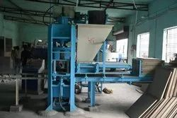 Electricity Operated Fly Ash Brick Making Machine