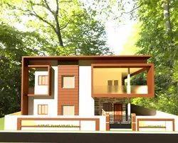 Bedroom Interior 3D Elevation Design Service