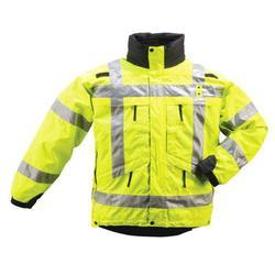 Polyester M High Visibility Reflective Jacket