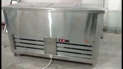 Kulfi Making Machine - 8 Tray Fixed Mould
