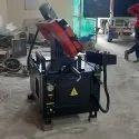 Metal Cutting Bandsaw Machine Semi Automatic Sawmax HBS 270