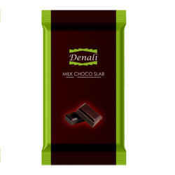 Denali Milk Chocolate Slab