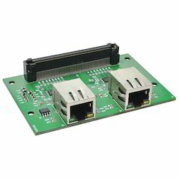 Galatea Dual Port 100BASE-T Ethernet Expansion Module