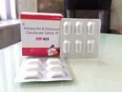 Amoxycillin And Potassium Clavulanate IP Tablet
