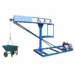 7.5 HP Monkey Hoist Machine