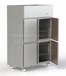 Four Door Vertical Refrigerators