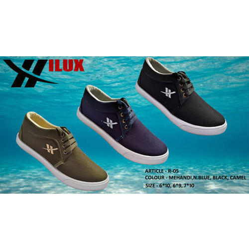 Mens Black   Navy Blue Casual Shoe a21241eea