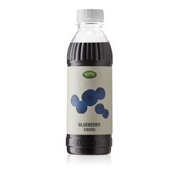Osterberg PET Bottle Blueberry Crush, Packaging Size: 1.2 Kg