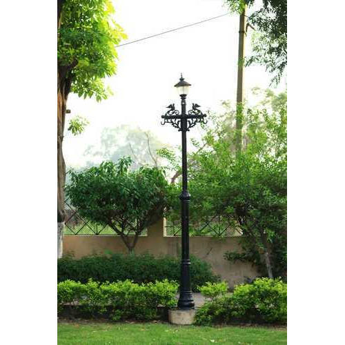 LED Outdoor Garden Pillar Lamp