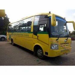 Pvc School Bus Fleet Graphics