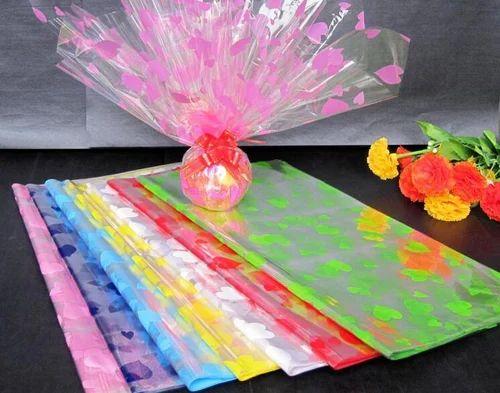 Cellophane Florist Paper