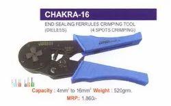 Chakra 16 Crimping Tool