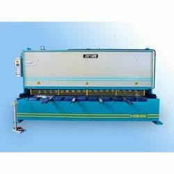 Shear Machine With Front Gauging System