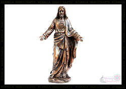 Welcoming Christ Statue