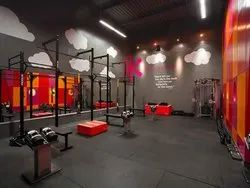 Gym Interior Designers, 3D Interior Design Available: Yes