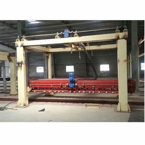 Autoclave Aerated Concrete Block Machine