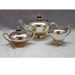 Oval Tea Set