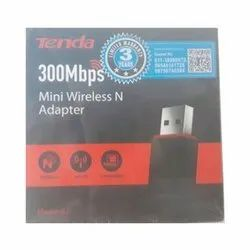 Wifi Tenda 300Mbps Mini Wireless N Adaptor, 220 V