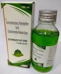 Dextromethorphen HBr10mg  Guaiphensin 50mg  Phenylephrine 5mg  Chlorpheniramine 2mg syp