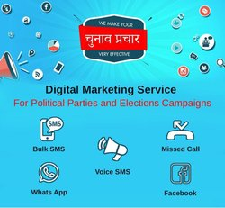 Digital Marketing For Election Campaign