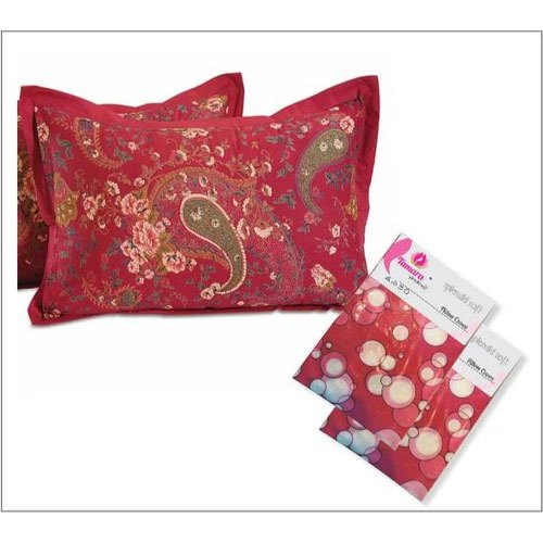 Cotton Pillow Cover Size 28 X18 Inch