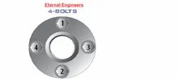 4 Hole Slip On Flanges