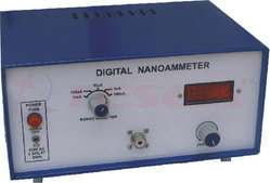 Digital Nanoammeter