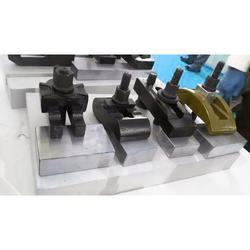 Injection Moulding Machine Clamp