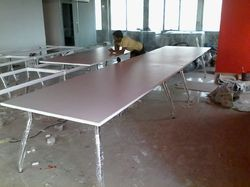 10-Seater Conference Table Frame