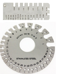 Ss wire gauge ss wire gage manufacturers suppliers wire gauge greentooth Image collections