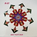Rangoli Double Square