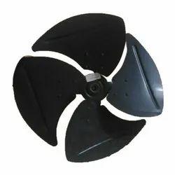 Black Aluminum Exhaust Blade