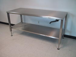 Sanipure Industrial Benches