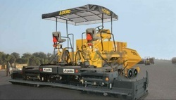 Hydrostatic Sensor Paver Finisher Renting services