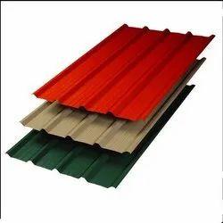 Vardhman Oswal Steel Roofing Sheet