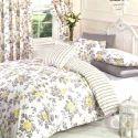 Double Nineeez Floral Print Bed Sheet Set